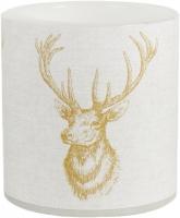 Dekorkerze - Classic Deer