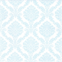 Servietten 25x25 cm - Elegant light blue