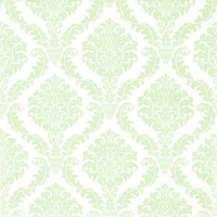 Servietten 33x33 cm - Elegant light green