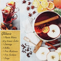 Lunch Servietten Glogg Recipe