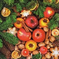 Servietten 33x33 cm - Christmas Variety