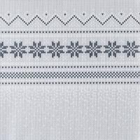 Servietten 33x33 cm - Knitted nordic