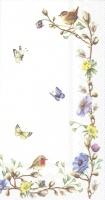 Buffet Servietten - EASTER FLOWERS (V&B)