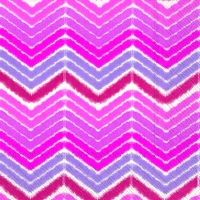 Servietten 25x25 cm - IKAT-Streifen rosa