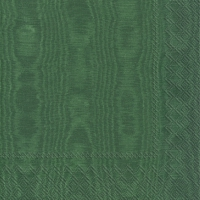 Servietten 25x25 cm - MOIREE green