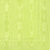 Servietten 25x25 cm - MOIREE lime