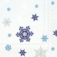 Servietten 25x25 cm - SWEET DREAM light blue
