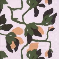 Servietten 25x25 cm - MIELITTY hellrosa