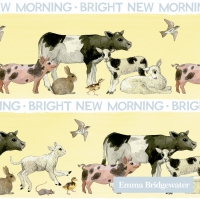 Servietten 25x25 cm - BRIGHT NEW MORNING