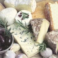 Servietten 25x25 cm - Cheese