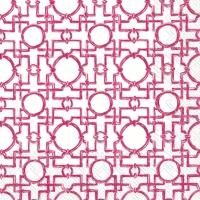 Servietten 25x25 cm - AIKO pink