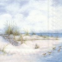 Servietten 25x25 cm - SEASIDE FEELINGS
