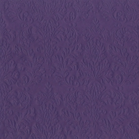 Servietten 33x33 cm - CAMEO UNI lila