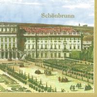 Servietten 33x33 cm - Schunn