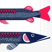 Lunch Servietten HAUKI
