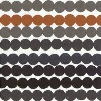 Servietten 33x33 cm - RÄSYMATTO brown