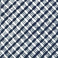 Servietten 33x33 cm - KOPEEKKA weiß schwarz