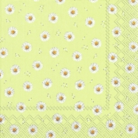 Servietten 33x33 cm - BETTY light green