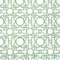 Servietten 33x33 cm - AIKO green