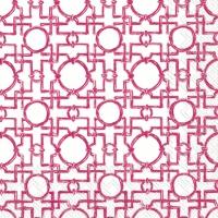 Servietten 33x33 cm - AIKO pink