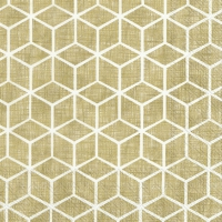 Servietten 33x33 cm - GEOMETRY gold