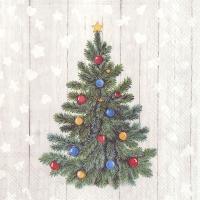 Servietten 33x33 cm - WHIMSICAL TREE