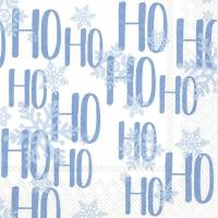 Servietten 33x33 cm - HOHO light blue