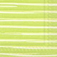 Servietten 33x33 cm - QUITO light green