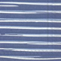 Servietten 33x33 cm - QUITO blue