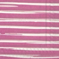 Servietten 33x33 cm - QUITO pink