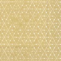 Servietten 33x33 cm - CRYSTAL ORNAMENTS gold