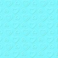 Servietten 33x33 cm - CARINO UNI blau weiß