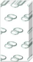 Taschentücher - RINGS silver