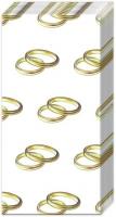 Taschentücher RINGS gold