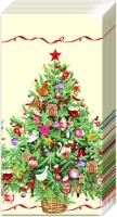 Taschentücher CHRISTMAS TREE