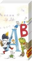 Taschentücher - ABC IN SCHOOL