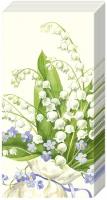 Taschentücher - CONVALLARIA cream