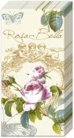 Taschentücher ROSE DE PRINTEMPS cream