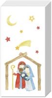 Taschentücher - CHRISTMAS CRIB