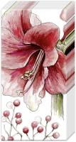 Taschentücher - WINTER AMARYLLIS white