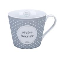 Porzellan-Tasse -  Mein Becher