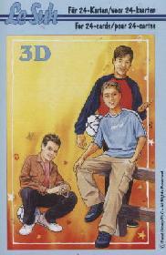 3D Bogen Buch Teenagers - Format A6