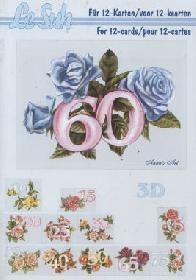 3D Bogen Buch Jubil?um - Format A5