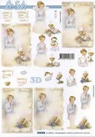 3D Bogen - Kommunion Format A4
