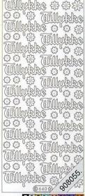 Stickers Glitzer-Stickers - cyclam