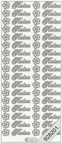 Stickers fi - Kutsa - weiß