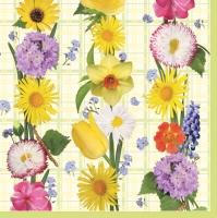 Lunch Servietten Spring Flower Mix