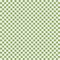 Servietten 33x33 cm - Diagonale Grün Check
