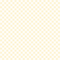 Servietten 33x33 cm - Diagonal Cream Check