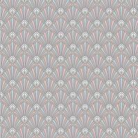 Servietten 33x33 cm - Art Deco Pattern Pastel